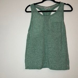 Mint Green Victoria's Secret Racer Back Tank